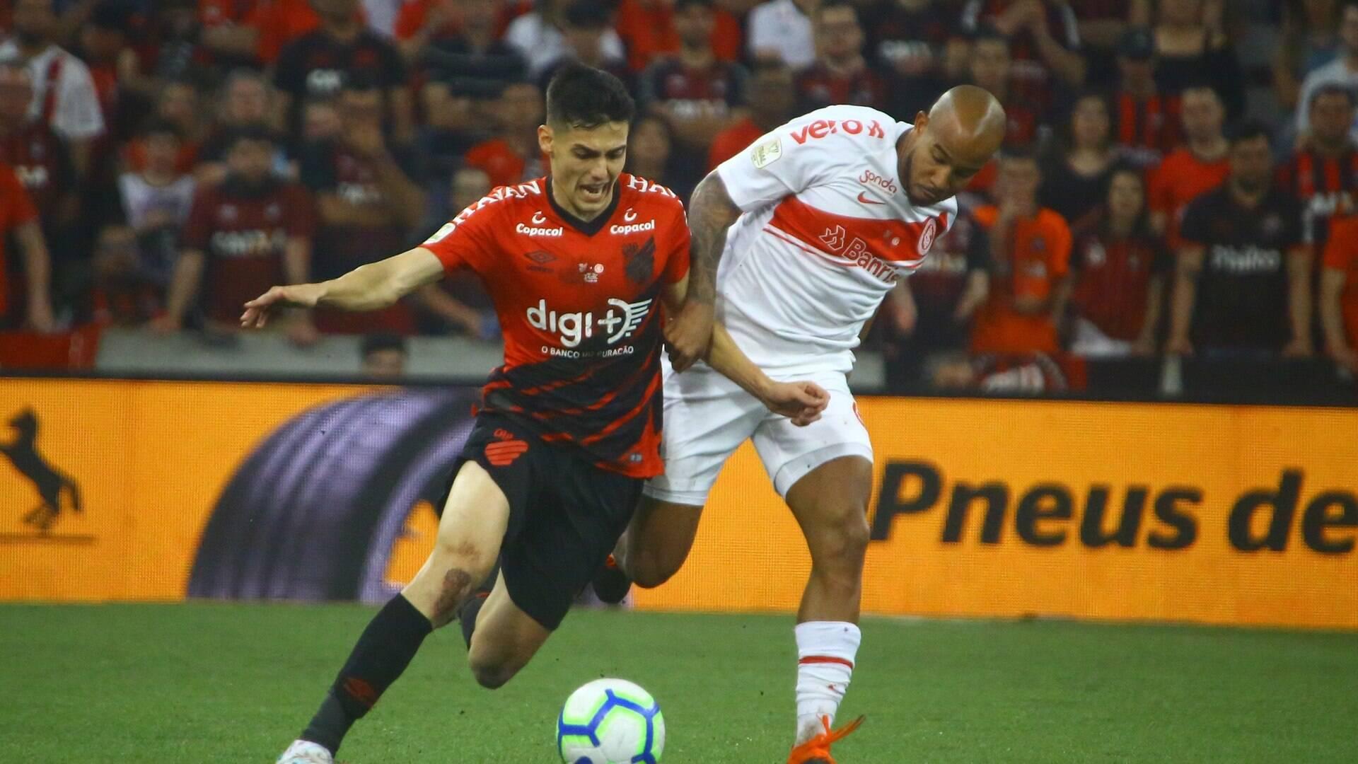 Apos Chopp Comprado Inter E Athletico Decidem A Copa Do Brasil Futebol Ig