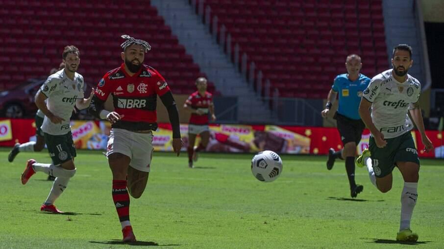 Flamengo lidera ranking de equipes mais valiosas da Libertadores