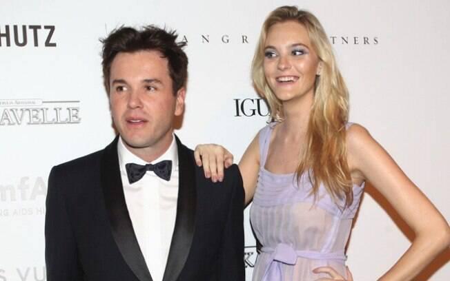 Carol Trentini é casada com o fotógrafo Fábio Bartelt,...