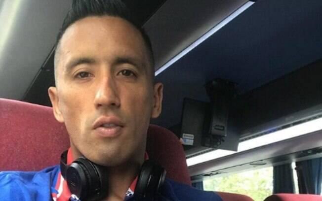 Barrios pode estar perto de assinar com o Flamengo