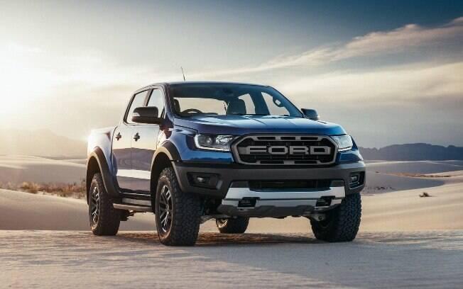 Ford Ranger Raptor: picape ganhou mais robustez, habilidades off-road, força, potência e fome por trilhas