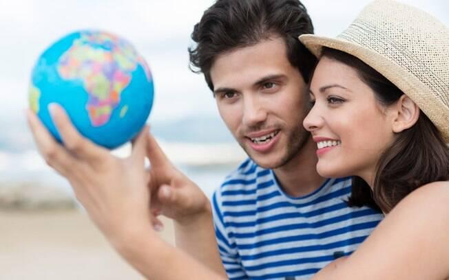 O idioma pode atrapalhar na hora de escolher um destino para viajar