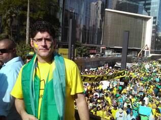 Rogério Chequer, líder do
