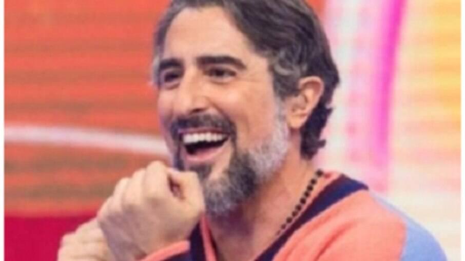 Marcos Mion no Caldeirão