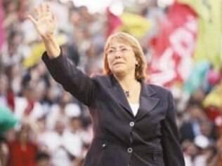 Candidata venceu Piñera em 12 das 13 regiões do país