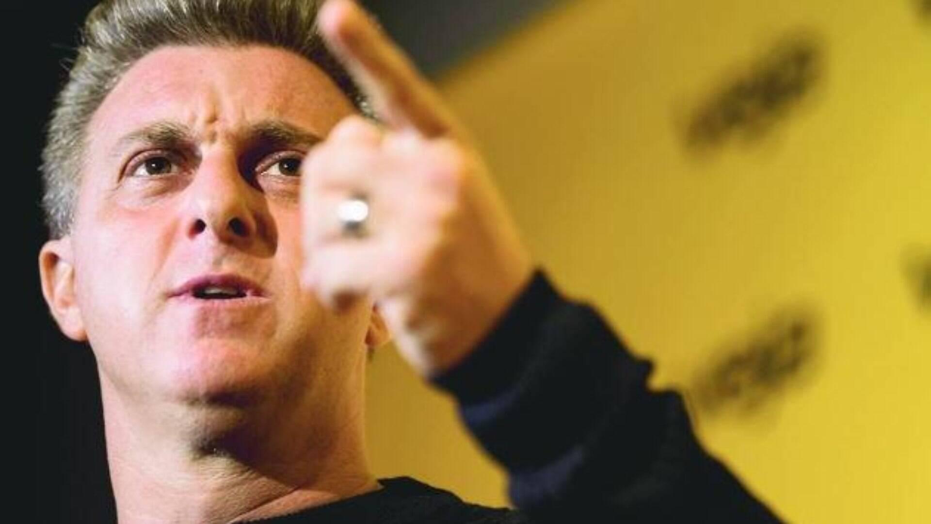 Luciano Huck gera polêmica ao defender prisão após 2ª instância - Política - iG