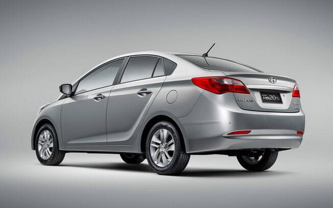 Hyundai HB20S Comfort Plus 1.6