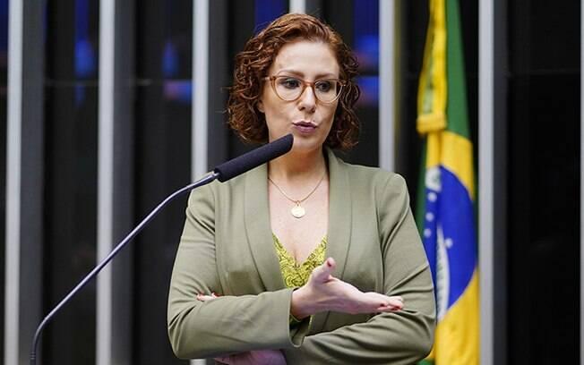 Deputada federal Carla Zambelli