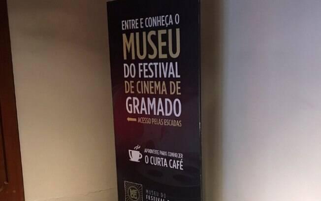Museu do Festival, em Gramado