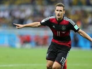 Alemanha tem também o maior goleador da história das Copas