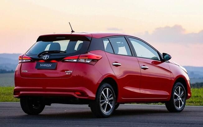 Toyota Yaris não é o o primeiro carro a ser classificado fora da categoria da qual realmente faz parte. Há outros exemplos
