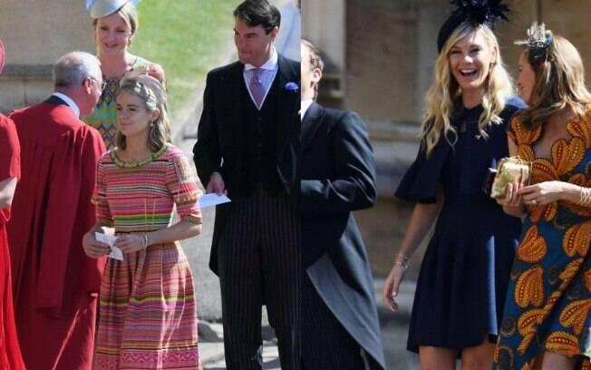 Ex-namoradas do príncipe Harry comparecem ao Casamento Real na manhã deste sábado (19), na Ingleterra