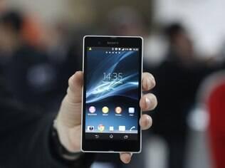 Xperia ZQ é o aparelho mais sofisticado da Sony no Brasil