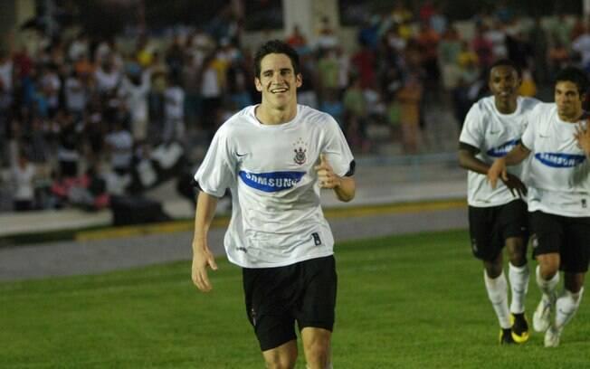 Marcelo Oliveira: Outra novidade do Palmeiras  para 2013, jogador apareceu no Corinthians em  2007