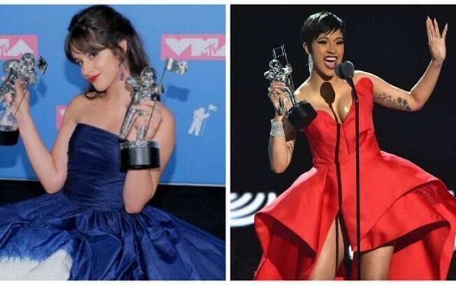 Camila Cabello e Cardi B lançaram dois dos mais celebrados álbuns do ano