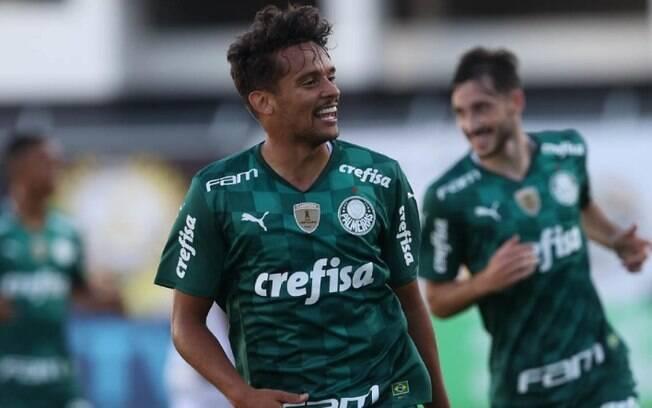 Palmeiras garante última vaga nas quartas após vencer Ponte Preta