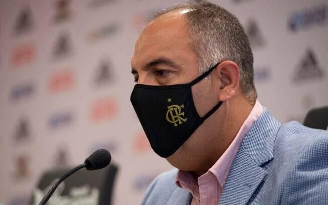 Braz afirma que saída de Dome não foi discutida em nenhum momento: 'Existe uma unidade na diretoria'