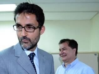 Diplomata Eduardo Saboia, ex-encarregado de Negócios do Brasil na Bolívia