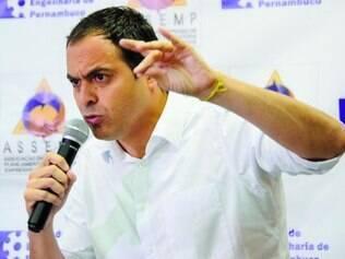 Reação. Paulo Câmara divulgou para dizer que vai processar os denunciantes da suposta propina