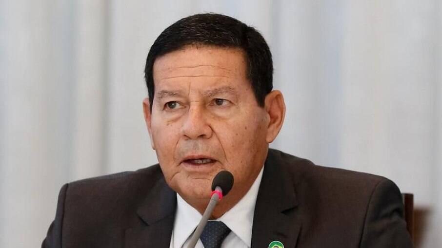 Vice-presidente da República, Hamilton Mourão