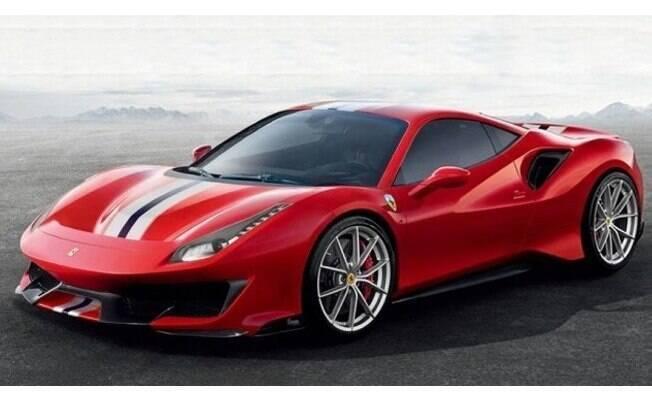 Ferrari 488 Pista: o visual agressivo é só um detalhe, entre todas as modificações que visam puramente o desempenho