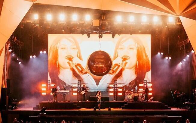 Palco Sunset no Rock in Rio
