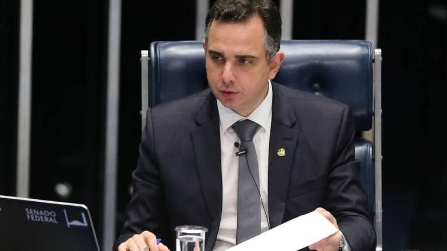 Presidente do Congresso Rodrigo Pacheco