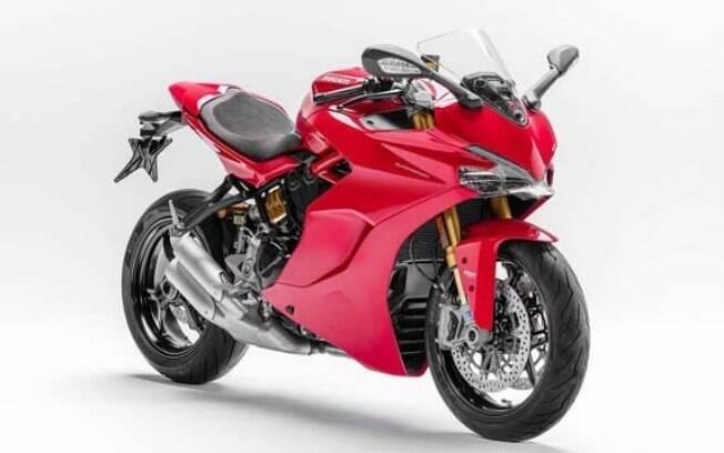 Ducati Supersport S: Esportiva que carrega a essência italiana das corridas da motovelocidade