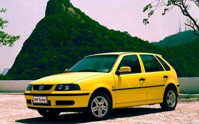 VW Gol Turbo foi lançado no início dos anos 2000 e marcou época, mas hoje em dia pode ser complicado arcar com seus custos de manutenção