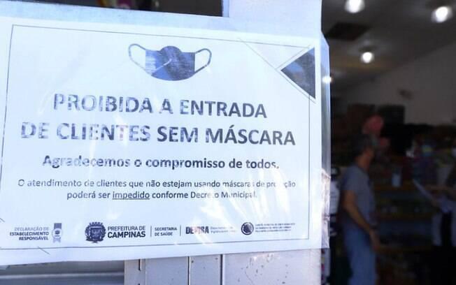 Fiscalização interdita 11 estabelecimentos em Campinas