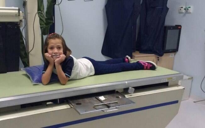 Falta bem pouco para Isabela poder realizar o seu tratamento, ajudem!