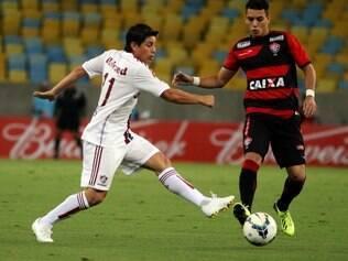 Fluminense não conseguiu transformar volume de jogo em gols