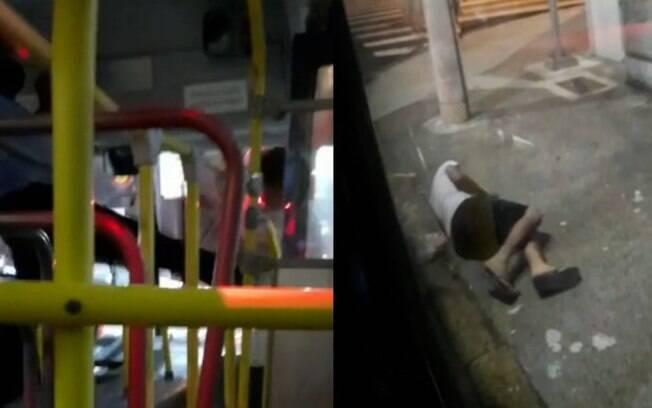 Após chutar passageiro em ônibus, motorista é demitido em Campinas