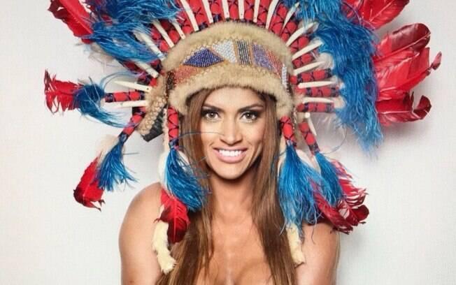 Rosie Oliveira é a grande vencedora do Miss Bumbum. Sambista de primeira, em ensaio sensual ela revelou que: