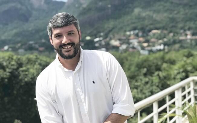 Flávio Osso é o CEO do Ubook