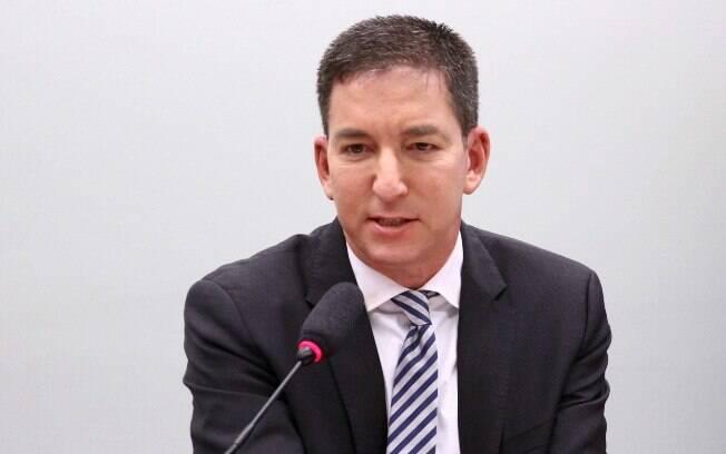 Glenn Greenwald é alvo de protestos na Flip