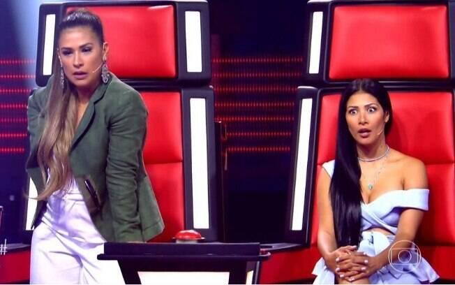 As irmãs Simone e Simaria são as novas juradas do
