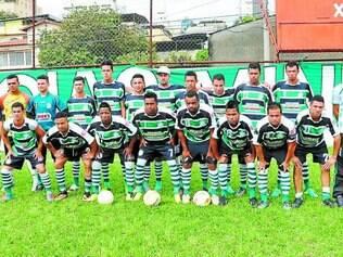 Goiás Mineiro.   Mesclando juventude e experiência, alviverde da Vila Renascer conquistou o título
