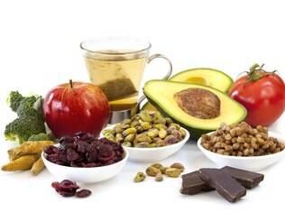 Alimentos antioxidantes: eles ajudam a prevenir o envelhecimento das células e até a evitar doenças