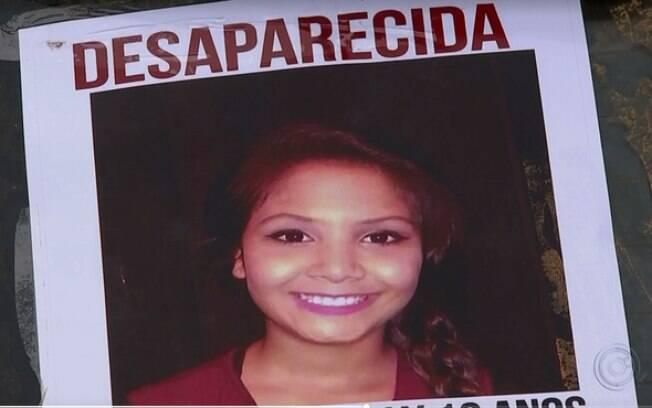 Corpo de Vitória Gabrielly é encontrado ao lado de um par de patins, oito dias após seu desaparecimento, em Araçariguama
