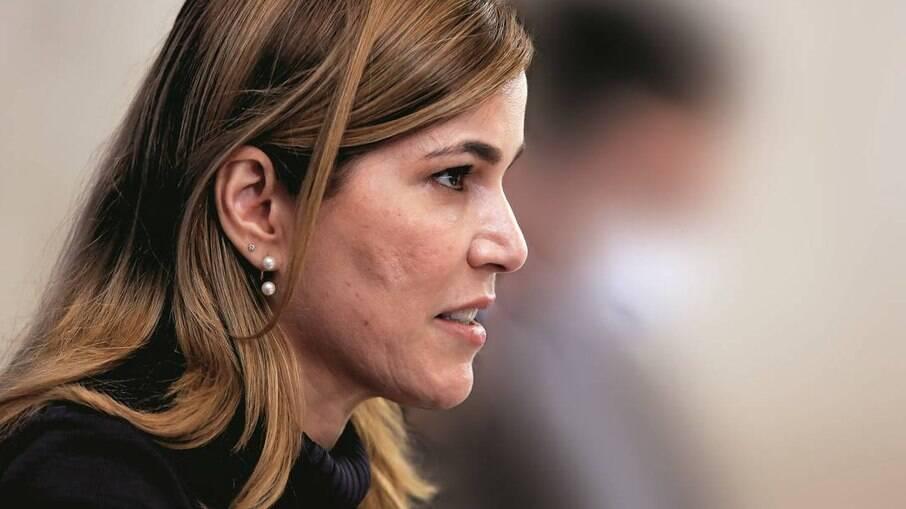 Secretária de Gestão do Trabalho e da Educação na Saúde do Ministério da Saúde, Mayra Pinheiro