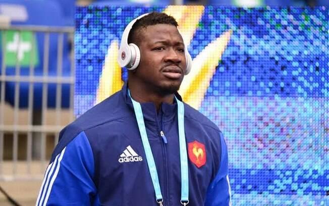Ibrahim Diarra, conhecido jogador de rugby francês