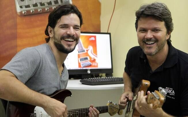 Daniel de Oliveira e Heitor Castro