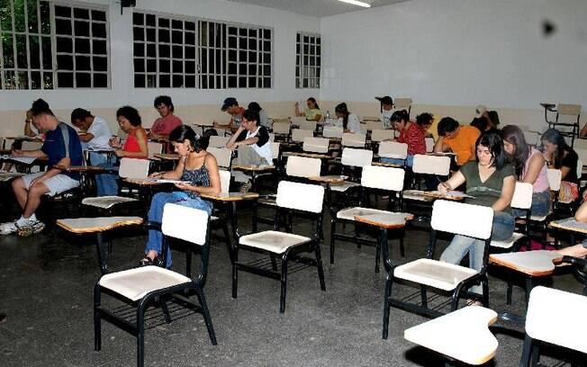 Enade avalia o rendimento dos concluintes dos cursos de graduação em relação aos conteúdos adquiridos