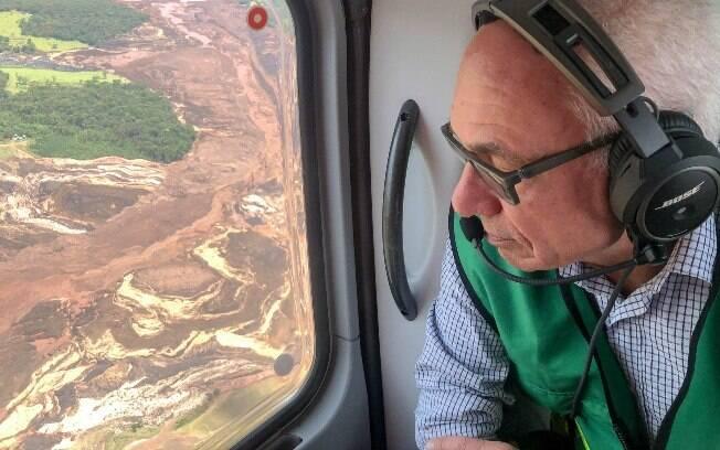 Fabio Schvartsman assumiu a presidência da Vale em 22 de maio de 2017 e ficaria à frente da mineradora até 2020