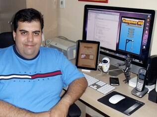 Em apenas três anos, Pessanha já criou mais de 40 aplicativos