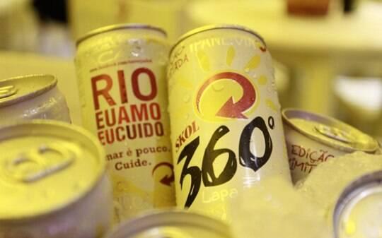 Ambev lança campanha de congelamento de preços de cerveja no verão - Empresas - iG