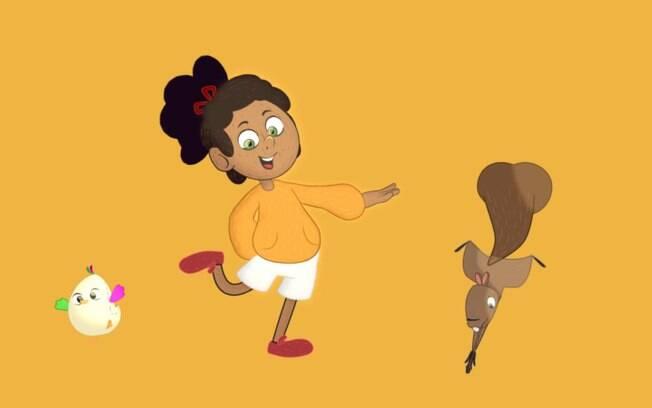 Por causa da personagem principal do desenho, as crianças surdas se sentem representadas e percebem a inclusão