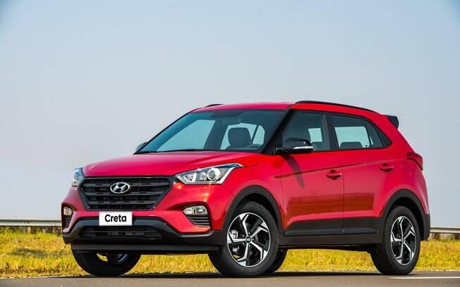 Hyundai Creta: SUV supera expectativas de vendas da própria fabricante coreana durante o ano de 2017