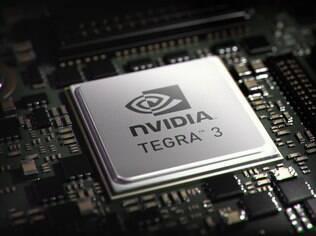 Tegra 3, da Nvidia, possui núcleo dedicado para manter aplicativos em segundo plano